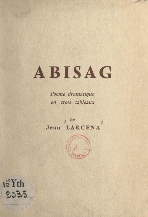 Abisag