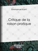 Vente EBooks : Critique de la raison pratique  - Emmanuel KANT