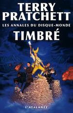 Vente Livre Numérique : Timbré  - Terry Pratchett