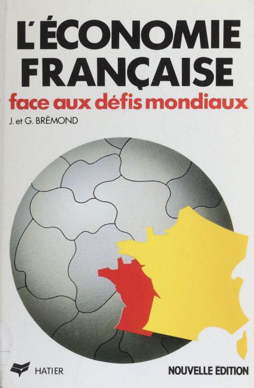 L'Économie française face aux défis mondiaux