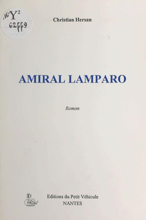 Amiral Lamparo  - Christian Hersan