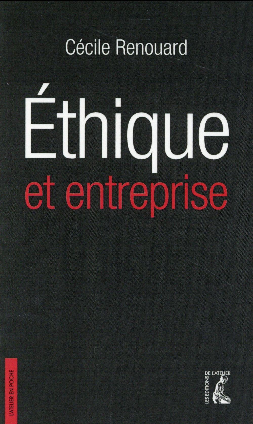 éthique et entreprise