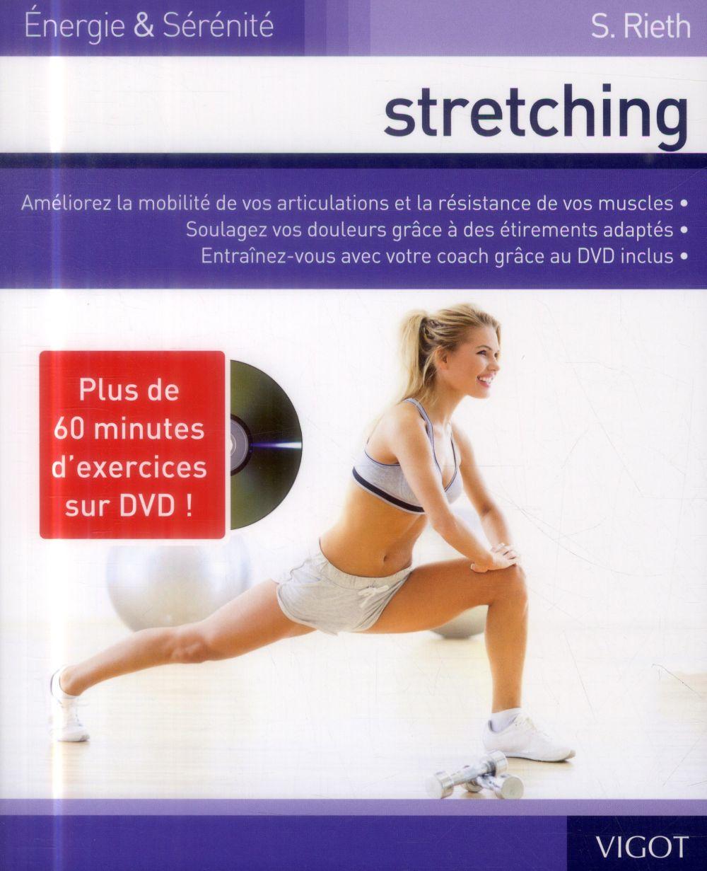 Stretching ; plus de 60 minutes d'exercices sur DVD !