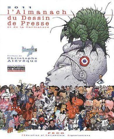 L'almanach du dessin de presse et de la caricature 2011