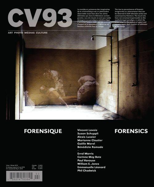 CV93 - Forensique (Ciel variable. No. 93, Hiver 2013)
