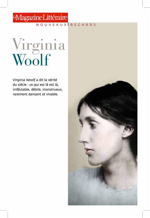 Le Magazine Litteraire; Virginia Woolf