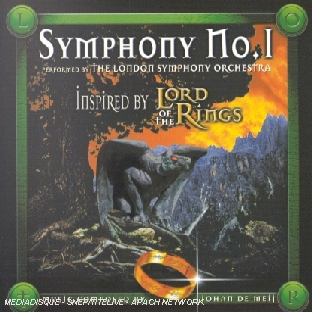 Symphony N 1 Inspired By Lord Of The Rings
