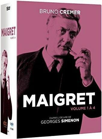 Maigret - Volume 1 à 4