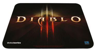 tapis de souris Diablo III (logo)