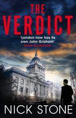 Vente EBooks : The Verdict  - Nick Stone