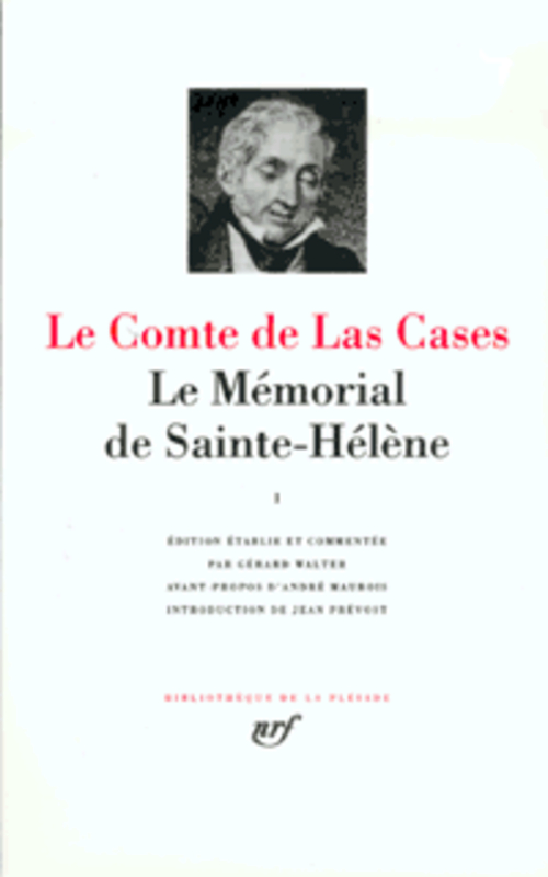 LE MEMORIAL DE SAINTE-HELENE T.1
