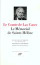 LE MEMORIAL DE SAINTE-HELENE (TOME 1-JUIN 1815 - AOUT 1816)