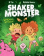 Vente EBooks : Shaker Monster (Tome 4) - Bivouac attack !  - Mr Tan - Mathilde Domecq