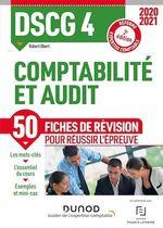Vente EBooks : DSCG 4 Comptabilité et audit - Fiches de révision - 2020-2021  - Robert Obert