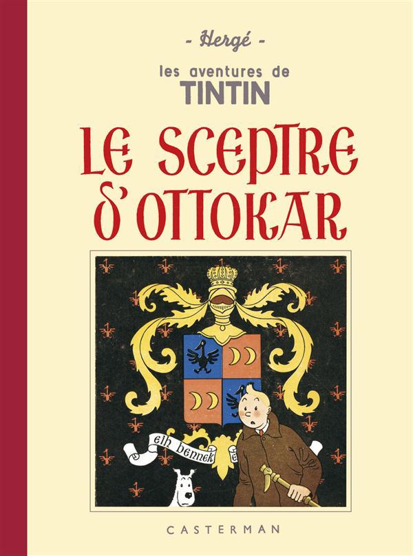 les aventures de Tintin t.8 ; le sceptre d'Ottokar