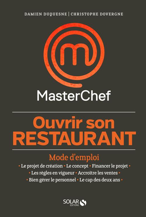 MASTERCHEF ; monter son restaurant