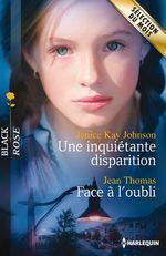 Vente EBooks : Une inquiétante disparition - Face à l'oubli  - Janice Kay Johnson - Jean Thomas
