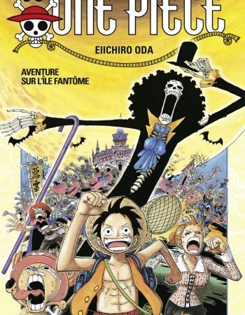 One Piece - édition originale T.46 ; aventure sur l'île fantôme