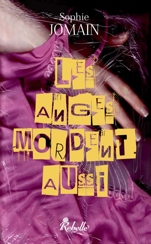 Felicity Atcock T.1 ; les anges mordent aussi