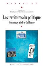 Vente Livre Numérique : Les territoires du politique  - Jean Garrigues - Bernard Lachaise - Gilles RICHARD