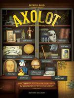 Vente Livre Numérique : Axolot T03  - Patrick Baud