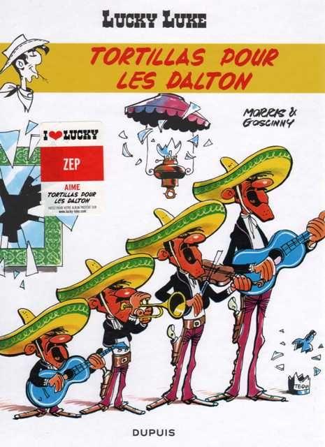 Lucky Luke T.31 ; Tortillas Pour Les Dalton