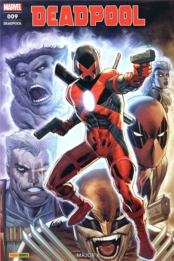 Deadpool fresh start n.9
