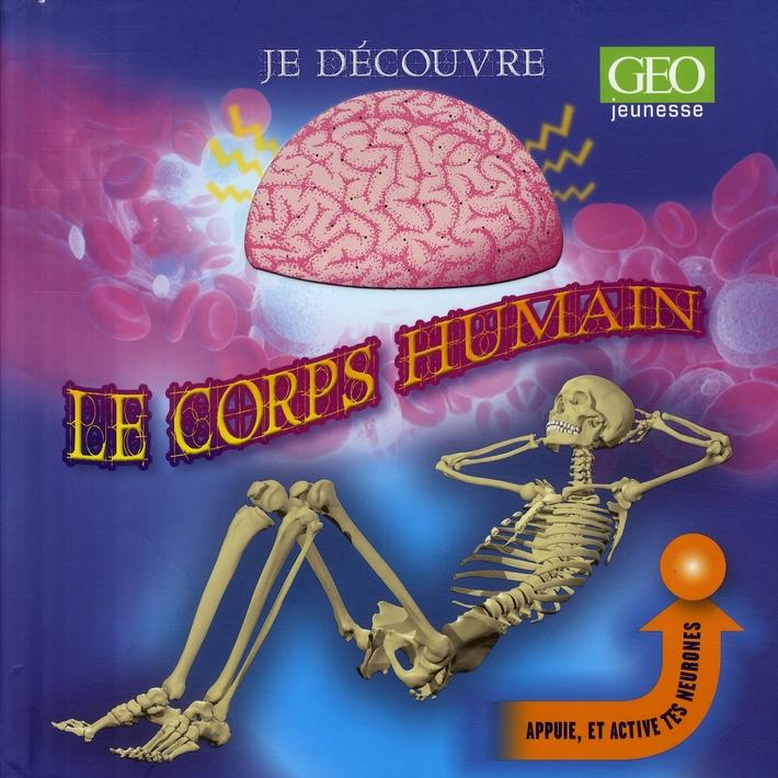 Je découvre le corps humain