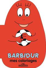 Barbidur ; mes coloriage