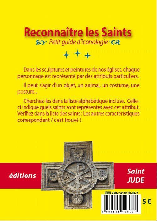 découverte du patrimoine religieux : reconnaître les saints par leurs attributs
