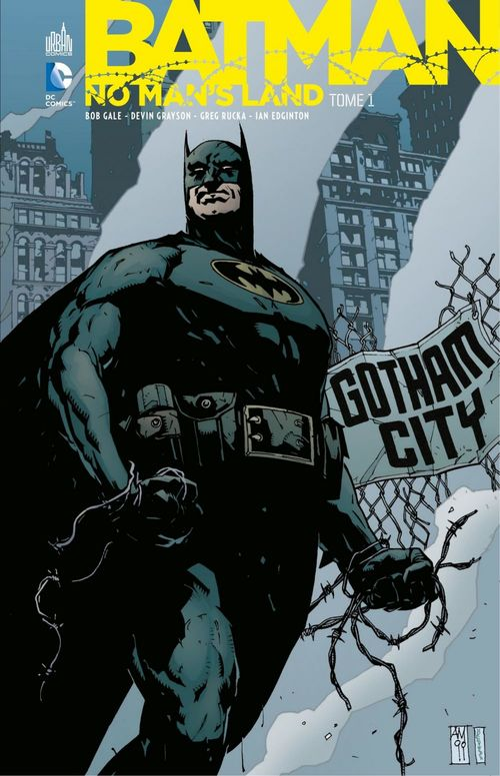 Batman - No Man's Land - Tome 1