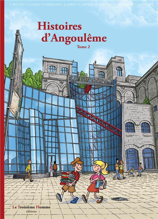Histoires d'Angoulême t.2