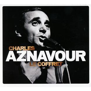 Charles Aznavour le coffret