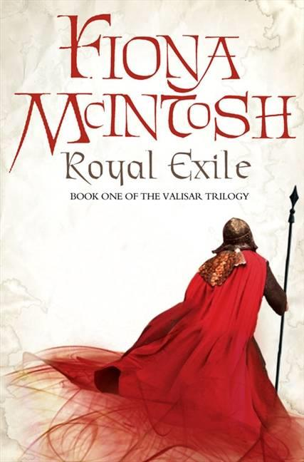 The Valisar Trilogy ; Tome 1: Royal Exile