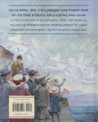 Titanic. disaster at sea