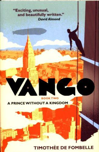 VANGO - A PRINCE WITHOUT A KINGDOM