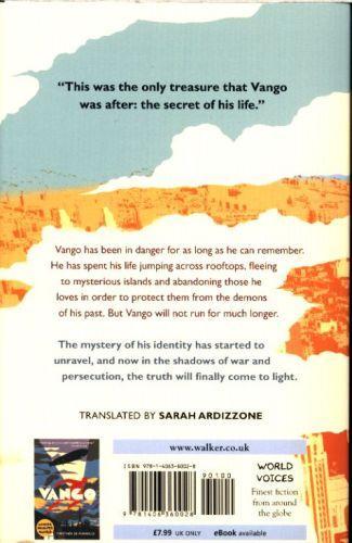 VANGO - A PRINCE WITHOUT A KINGDOM