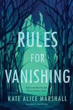 Vente Livre Numérique : Rules for Vanishing  - Kate Alice Marshall