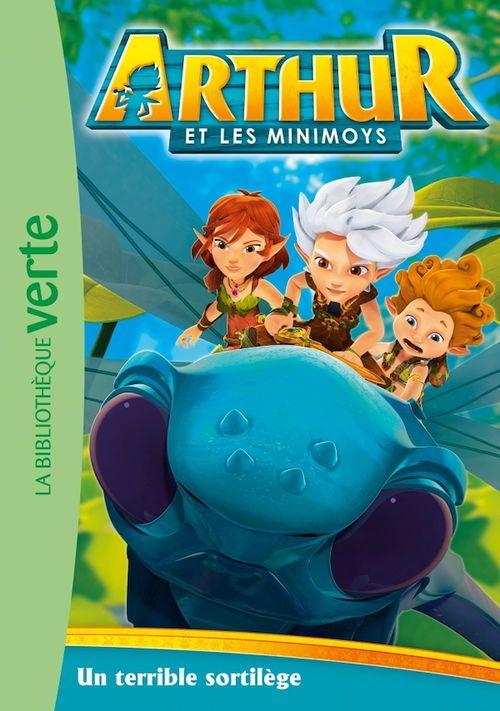 Arthur et les Minimoys 02 - Un terrible sortilège