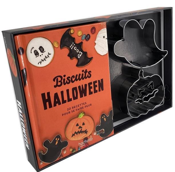 Biscuits halloween ; 20 recettes pour se faire peur