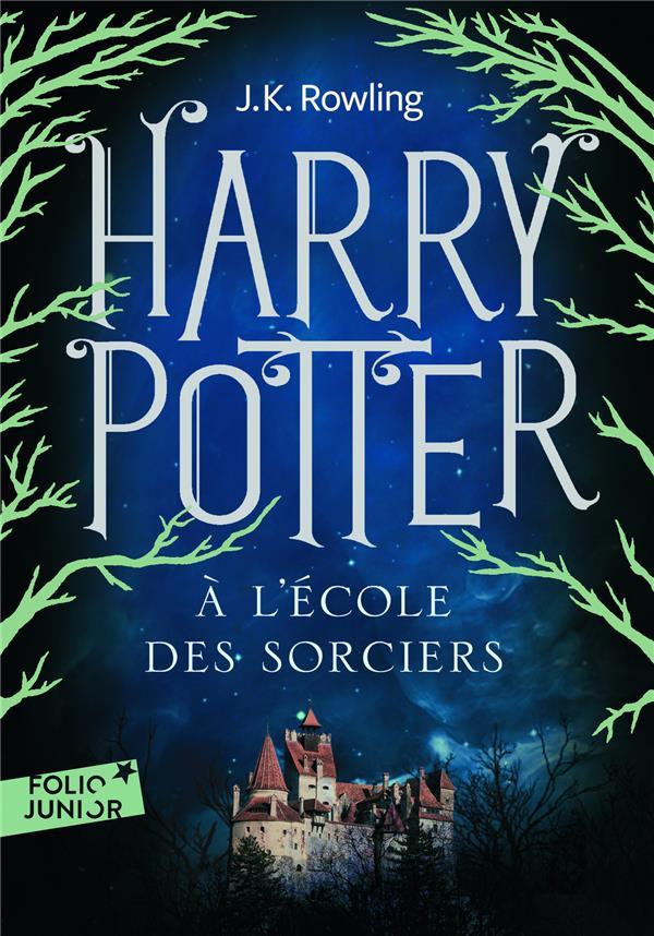 Harry Potter T 1 Harry Potter A L Ecole Des Sorciers J K Rowling Gallimard Jeunesse Poche Librairie Gallimard Paris