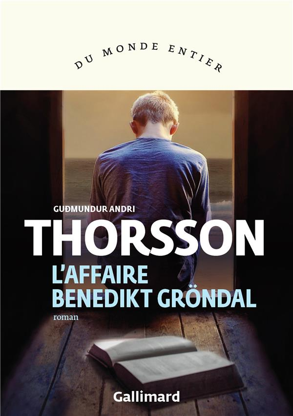L'affaire Benedikt Gröndal