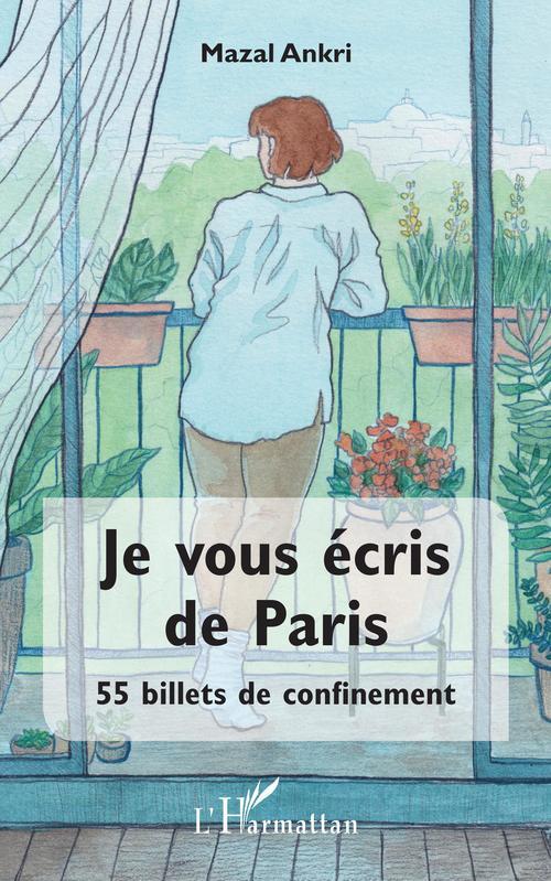 Vente EBooks : Je vous écris de Paris  - Mazal Ankri