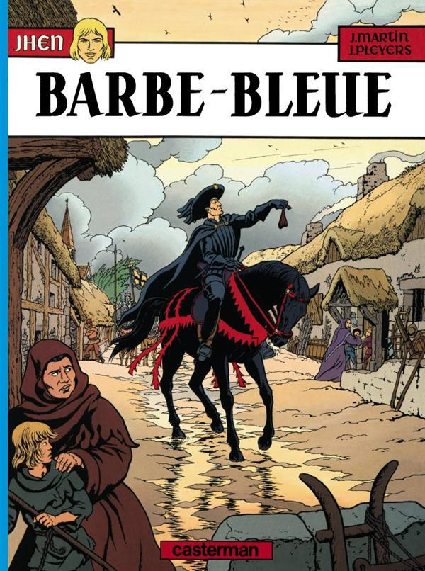 Jhen T.4 ; Barbe-Bleue