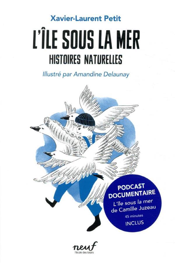 HISTOIRES NATURELLES  -  L'ILE SOUS LA MER : HISTOIRES NATURELLES T4