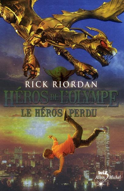 Héros de l'Olympe T.1 ; le héros perdu