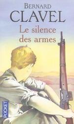 Couverture de Le silence des armes