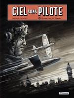 Vente Livre Numérique : Ciel sans pilote - Tome 1 - Terreur sur la Tamise 1/2  - Wallace