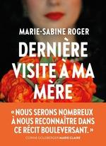 Vente Livre Numérique : Dernière visite à ma mère  - Marie-Sabine Roger