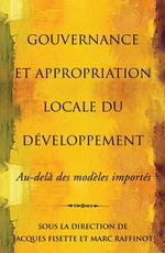 Vente EBooks : Gouvernance et appropriation locale du développement  - Jacques Fisette - Marc RAFFINOT
